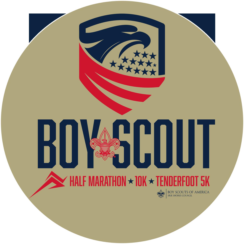 Boy Scout Half Marathon Tenderfoot 5k Bowling Green Ohio Run Toledo